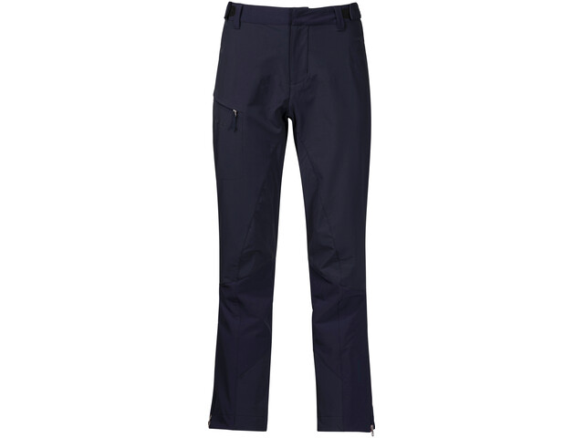 Bergans Slingsby Pantaloni Softshell robusti Donna, blu